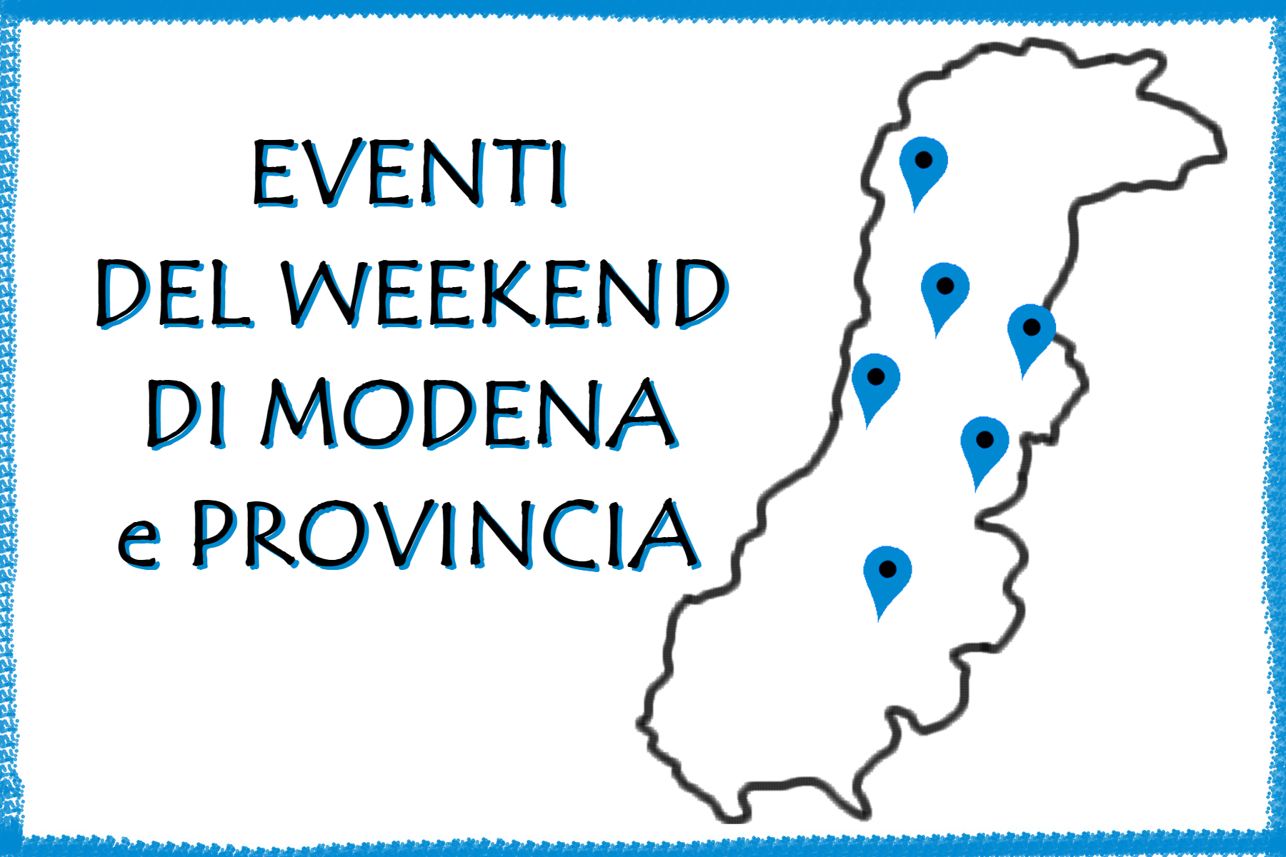 weekend eventi