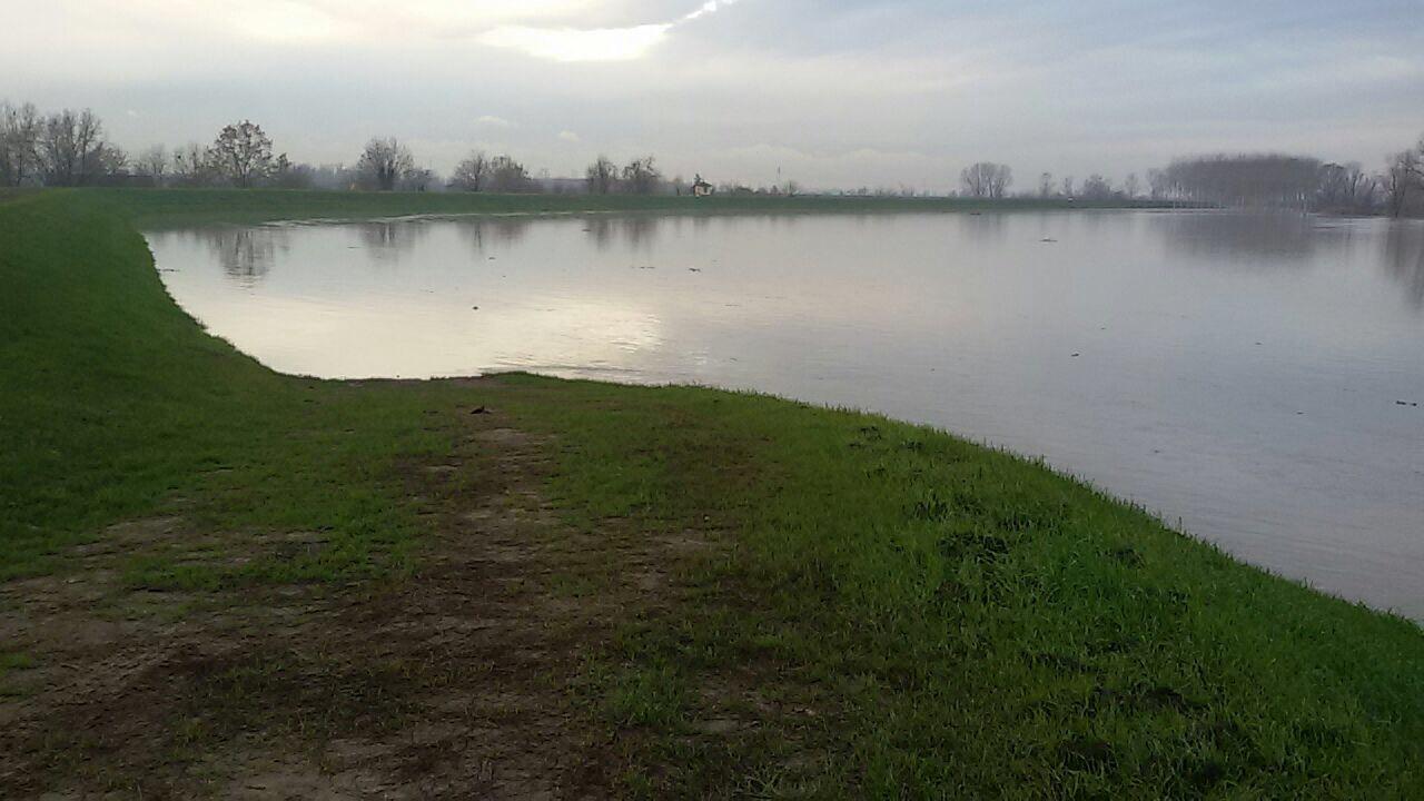 Emergenza fiume Secchia: aggiornamenti live